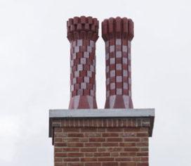 Designschoorstenen van Studio Wieki Somers