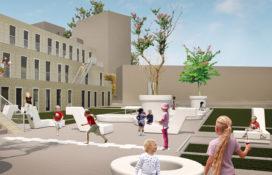 Bouwstart BSO Rotterdam door Spee architecten