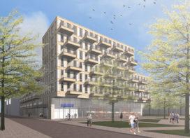 LEVS wint architectenselectie Wonam
