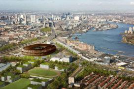 Nieuwe Kuip van Volker Wessels kost 240 miljoen