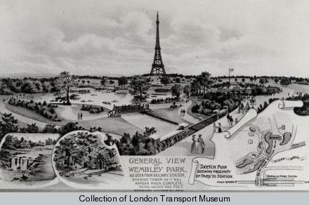Wembley Toren Collectie