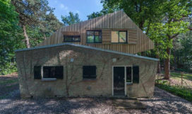 ARC15 Architectuur: Transformatie Boshuis door Tjeerd Bloothoofd