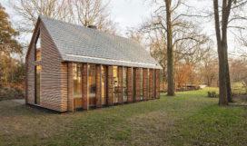 ARC inzending: Tuinhuis in Noord-Utrecht