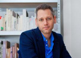 Uri Gilad partner bij Wingender Hovenier Architecten