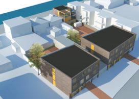 Nieuw wooncomplex voor starters in Zuilen