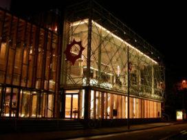 Architect Kees Spanjers herstelt fouten theater