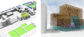 Nieuw Universiteitsgebouw voor VU