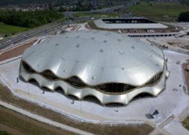 Sports Park Stozice in Ljubljana, Slovenië