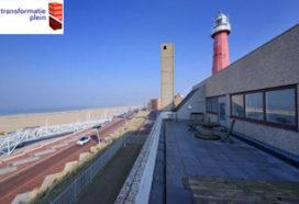 Transformatieplein: Verruimde bestemming met groots uitzicht op zee