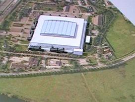 Venlo spaart oud fort bij bouw VVV-stadion