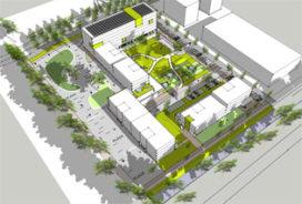 SVP ontwerpt Campus Plaza in Wageningen