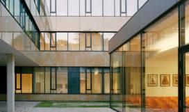 Max Planck Instituut in Nijmegen door Wiegerinck