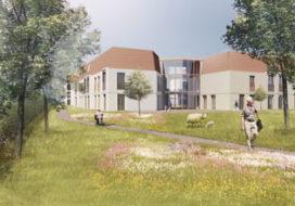 Nieuwbouw De Nieuwe Klinkenberg in Ede