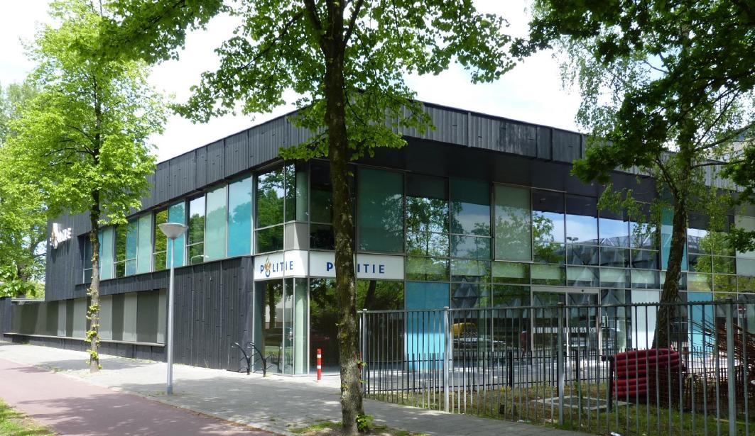 WillemsenU Politiebureau Woensel_Nom Roosenburgprijs_2015