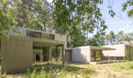 Woonhuis Zand in Keerbergen (B) door sculp[IT] architecten