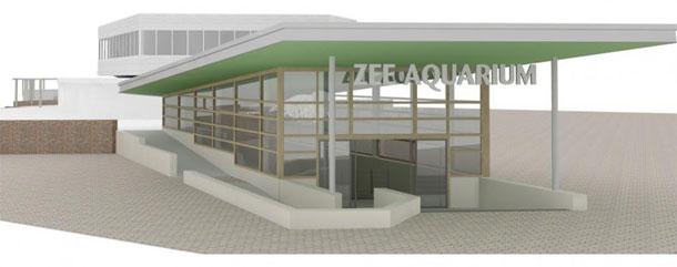 Renovatie ZeehondenAquarium