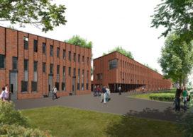 De Zwarte Hond bouwt volgens plan in CiBoGa-gebied Groningen