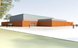 Negen identieke sporthallen in Vlaanderen