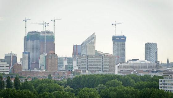 Den Haag lonkt naar groene buur