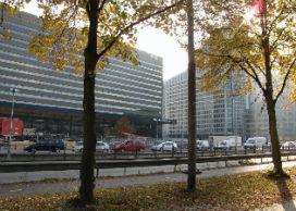 Bouwput van Koolhaas wordt 'prettig plein'