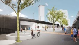 Station Den Haag HS krijgt nieuw stationsplein