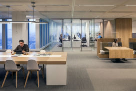 Project van de Dag: Interieur De Rotterdam door GROUP A/Studio Makkink&Bey