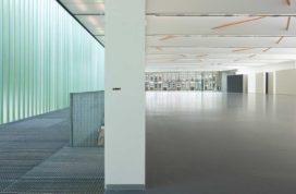 Kunsthal na renovatie duurzamer en aantrekkelijker