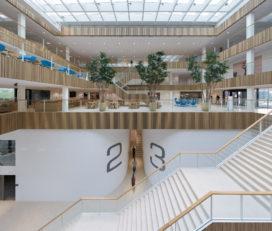 ARC16: Arison trainingscentrum – Paul de Ruiter Architects