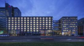 Piet Hein Buildings in Amsterdam
