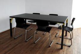 DIY tafel van Takinu door Georges Zigrand