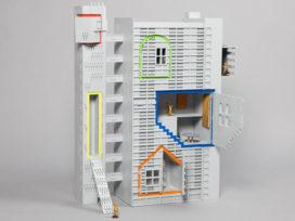 Miniatuur architectuur