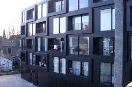 Appartementencomplex Malmö in Tilburg