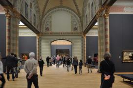 Rijksmuseum: terug van weggeweest