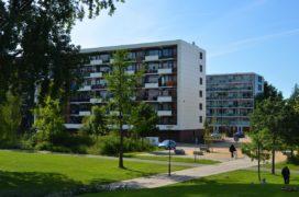 Vernieuwde wijk Prinsenhof in Leidschendam