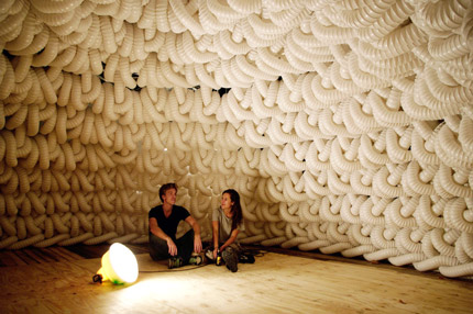 Wedding Chappel Dus Architects