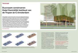 Rekenmethode voor duurzame constructies