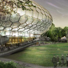 Erick van Egeraat bouwt Dynamo stadion in Moskou