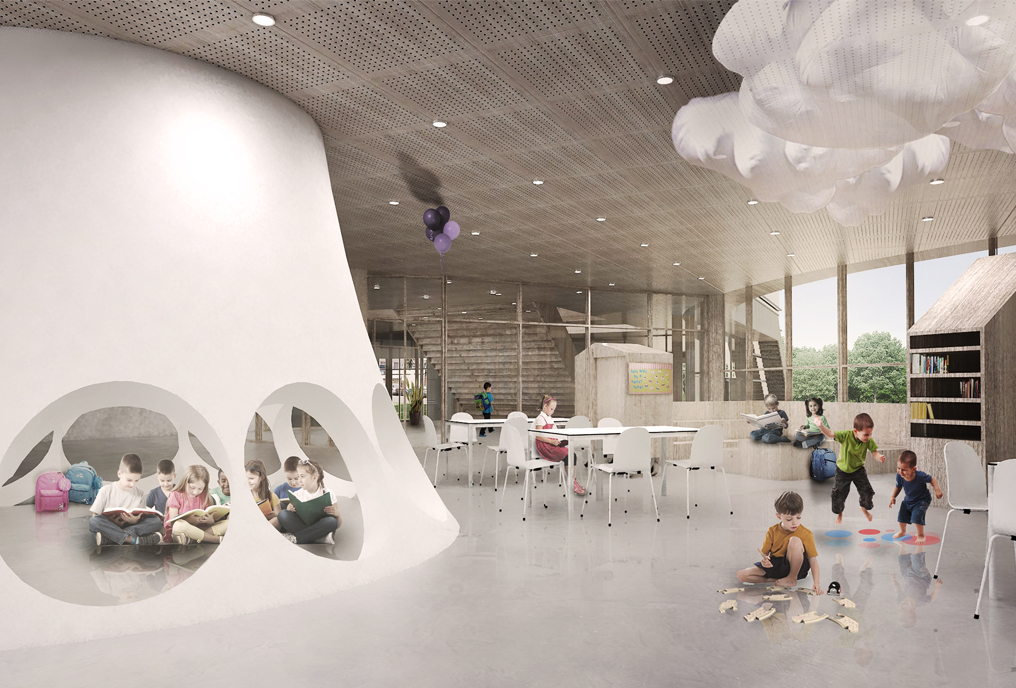 De Caumer Jeanne Dekkers Architectuur