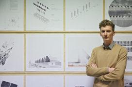Euregionale Architectuur Prijs voor Franky Larousselle