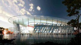 Nieuw stadion voor ASRoma