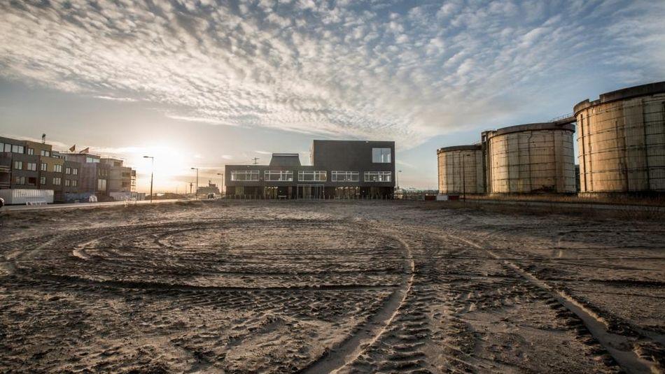IKC Zeeburgereiland (ontwerp Studioninedots)