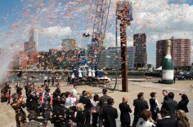 Bouw European China Centre Rotterdam gestart