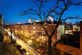 Eén Blok Stad wint Rotterdam Architectuurprijs 2012