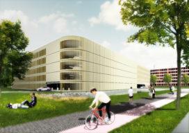 Wiegerinck ontwerpt nieuwe parkeergarage Amphia Ziekenhuis Breda