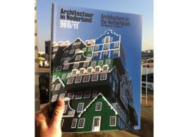 Controversieel project op omslag Jaarboek Architectuur in Nederland