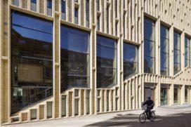 Rozet genomineerd als 'Beste gebouw ter wereld'