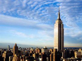 Empire State Building bijna ingehaald