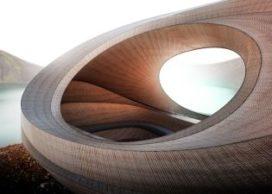 Ben van Berkel ontwerpt paviljoen in gelimiteerde oplage