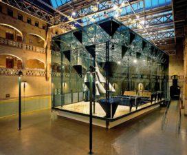 Gezocht: goed onderkomen voor glazen muziekzaal