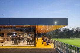 Sportaccommodatie CVV Zwervers Capelle aan den IJssel